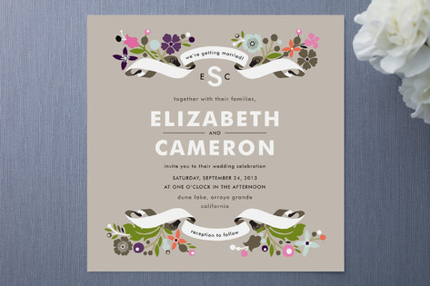 Wedding Banner Clipart Fl Clip Art Pack Vintage Flowers Invitation Wf023