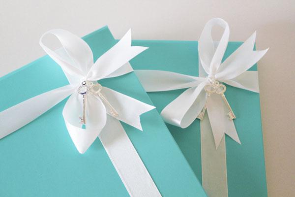 Tiffany Blue And C Wedding Invitation