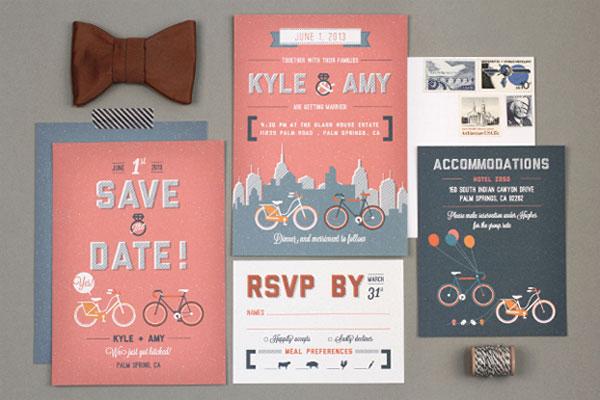 Wedding Invitation Design Screenshot
