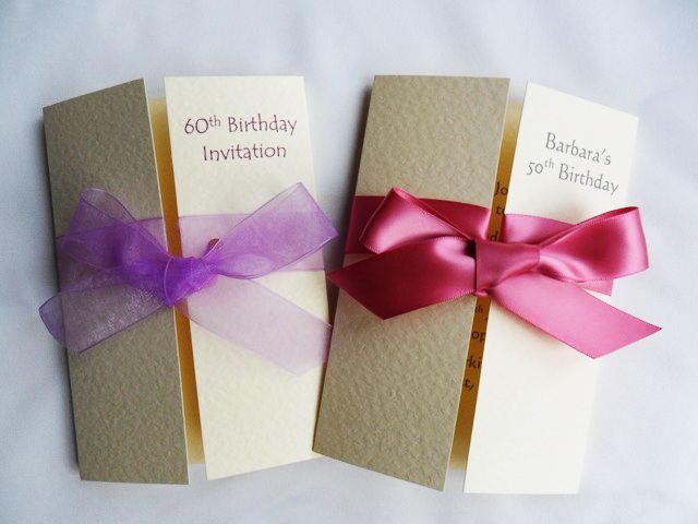 Gatefold Invitations Birthday Party Invites from 60p