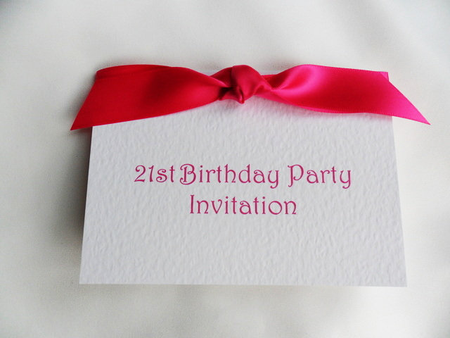 Personalised Birthday Invitations Personalised Party