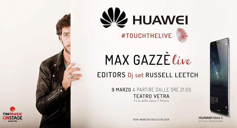 09.03 Huawei Party @ Teatro Vetra
