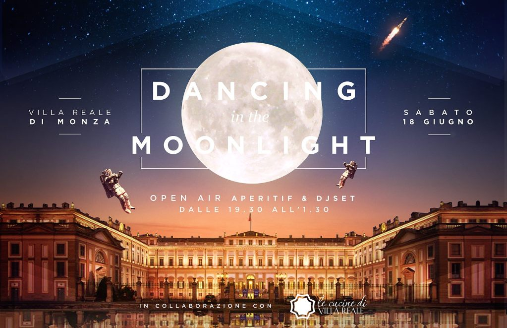 09.07 VILLA REALE in MONZA / Dancing in the Moonlight