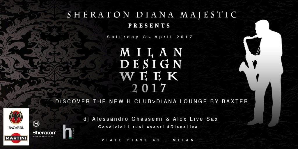 08.04 MDW17 New Diana Lounge By Baxter Cocktail Party