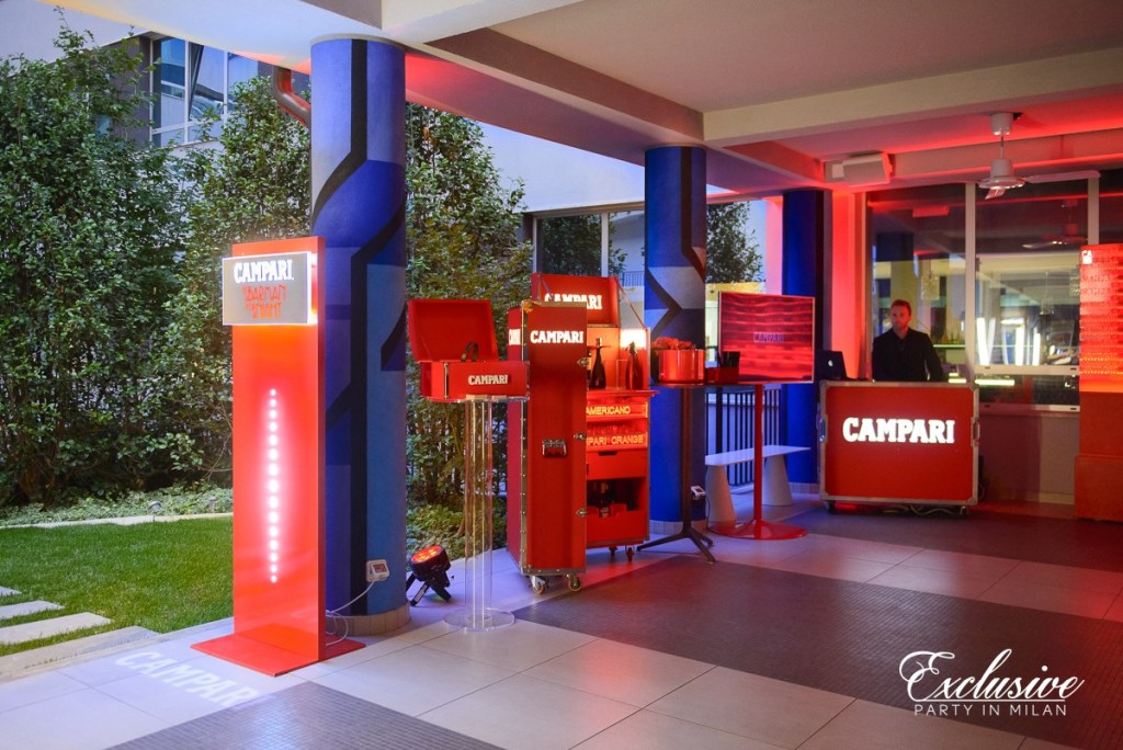 15.09 | Garden Cocktail Party by Campari @ NYX Hotel Milano