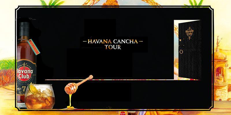 28.09 | Havana Cancha Tour at Terrazza NH Moscova