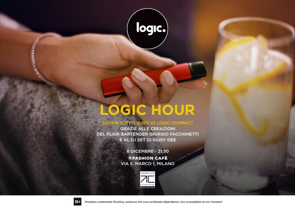 6.12 LOGIC HOUR/ Private Party @Fashion Cafè