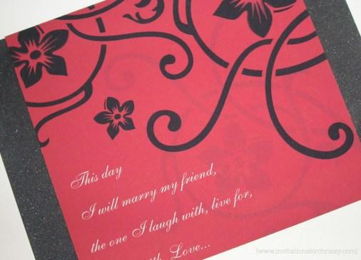 Kari Wedding Invitation