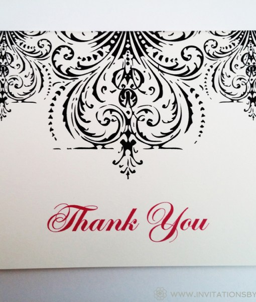 Eleni Thank You Card