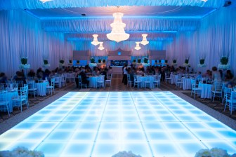 Blue Wedding Decor, Wedding Colors