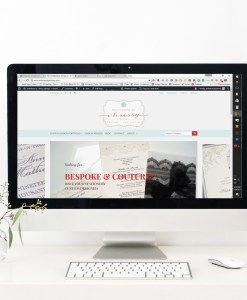 invitations by chrissy website design