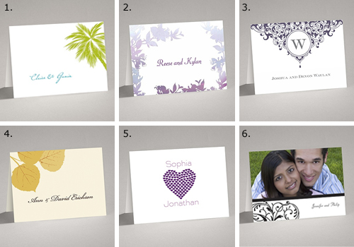 wedding thank you notes Archives | Advice and Ideas | Invitations By ...