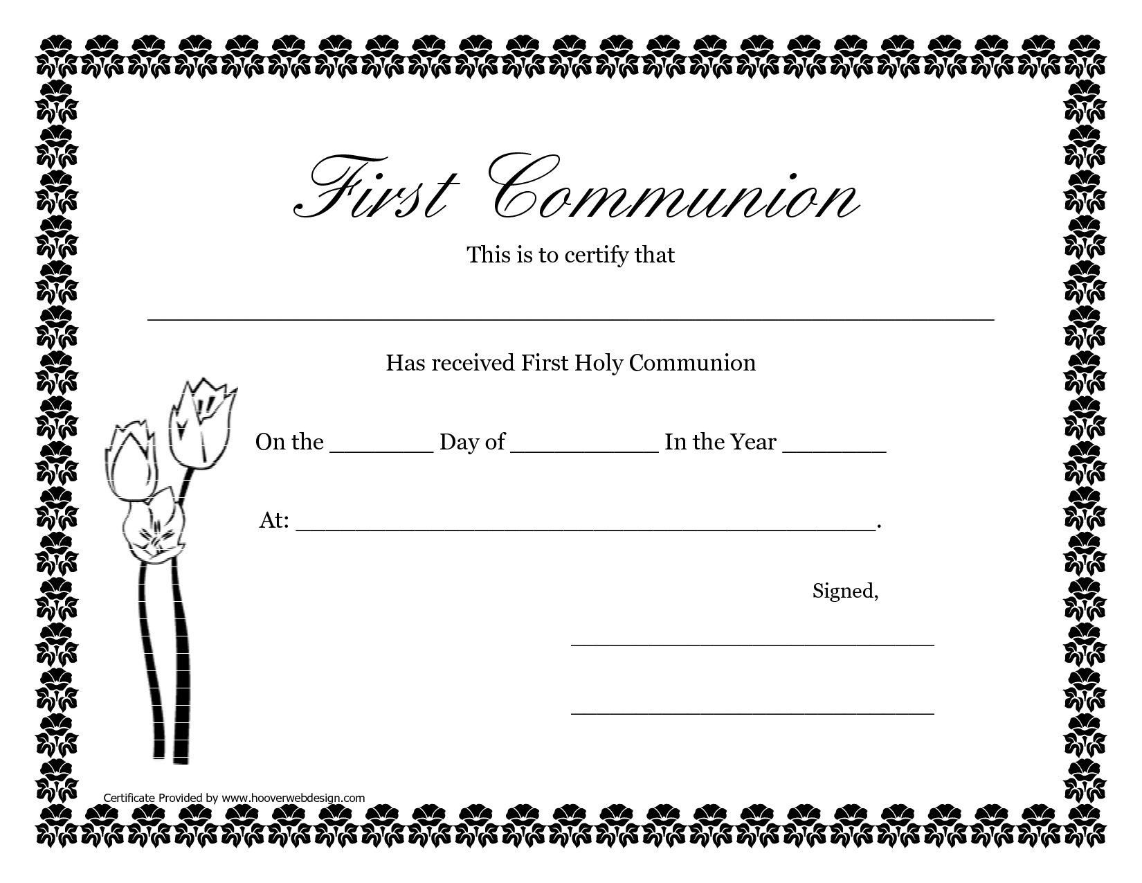 Free Printable Confirmation Invitations Cards