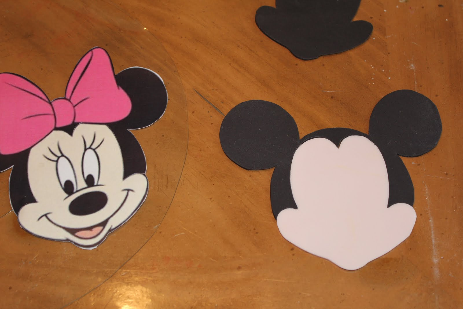 Minnie mouse face template mickey mouse mask printable for Mickey mouse face template for cake