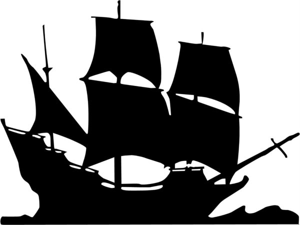 Pirate Ship Clip Art