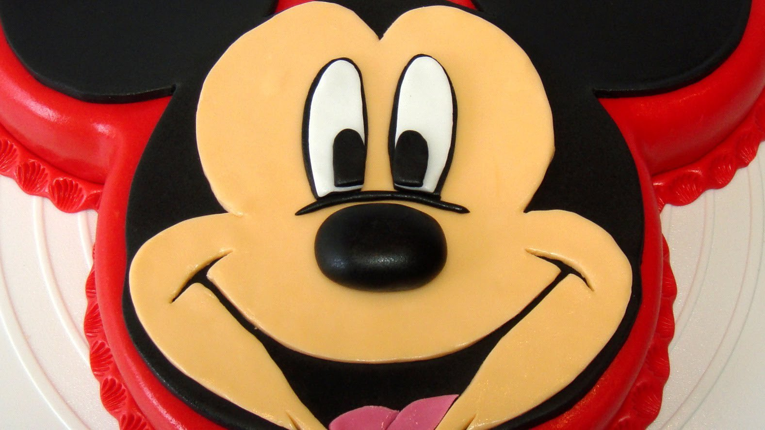 Mickey Mouse Face Templates