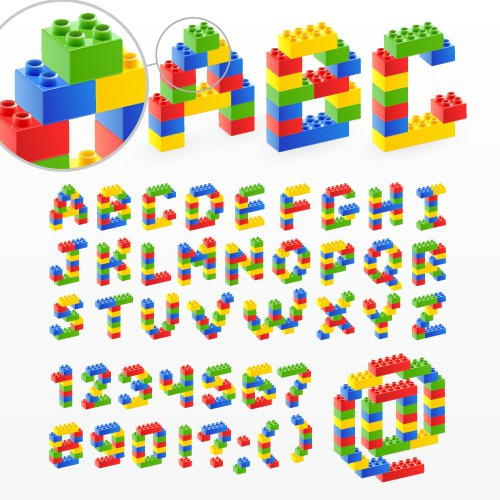 image regarding Lego Letters Printable referred to as Lego Letter U Enjoyment and video game