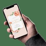 Digital Invitation Card - Invites Cafe
