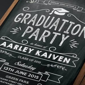 Graduation Party Print Ready 004