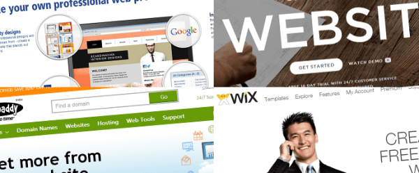 Website Builders for Small Businesses