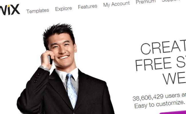 Wix.com - Free Website Builder