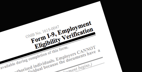 Make sure your candidate is eligible to work in the country