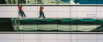 Start a profitable business as a window cleaner
