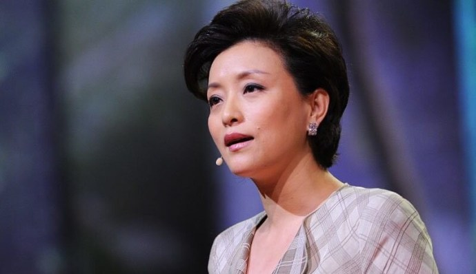 Yang Lan one of the major leader of Chinese media