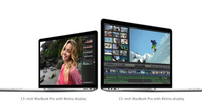 MacBook Pro 13 and 15 inch with retina for small business owners