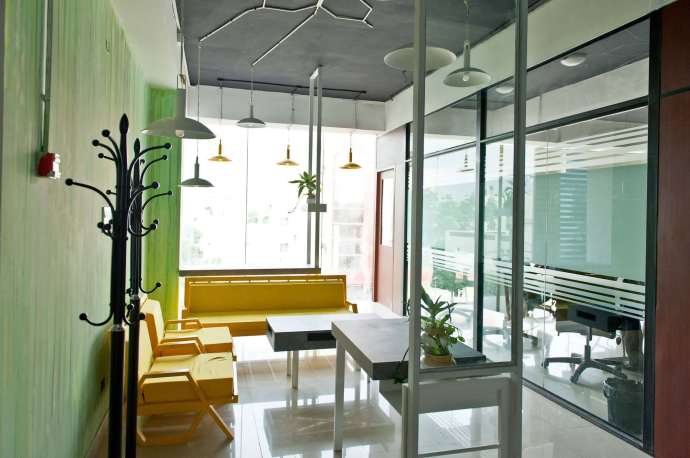 BHIVE is a great Bangalor location for aspiring entrepreneurs
