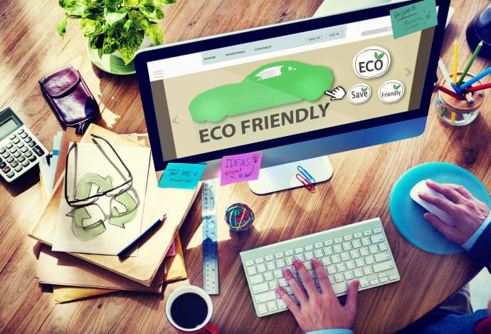 Millennials make purchases in an eco-friendly way