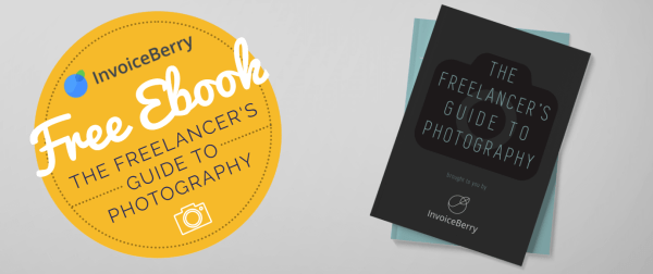 Check out our free ebook The Freelancer's Guide to Photography