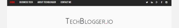 Singapore Tech Blogs: Techblogger