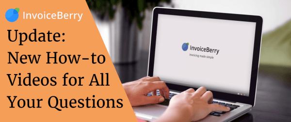 Check out our all-new, updated how to videos to help you navigate our online invoicing software