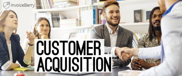 Check out our useful guide on customer acquisition for new small businesses