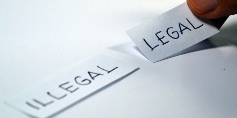 Determine what your the competitor and legal influences are