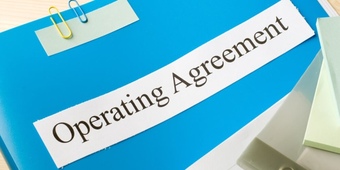 It's important for your LLC that you set up an operating agreement