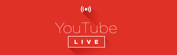 YouTube's live function is underutilized by small businesses.