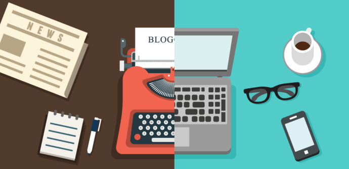 Blogging can be an additional content distribution channel that also guides users to you.