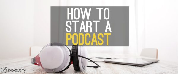 A step-by-step guide on how to get your own podcast set up.