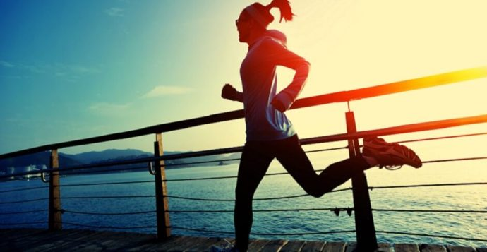 Exercising can lead to an incredibly productive day.