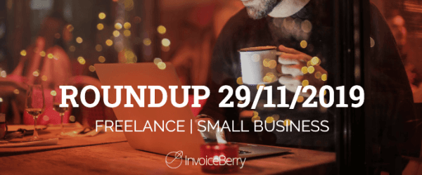 small-business-freelance-roundup-29-11-2019