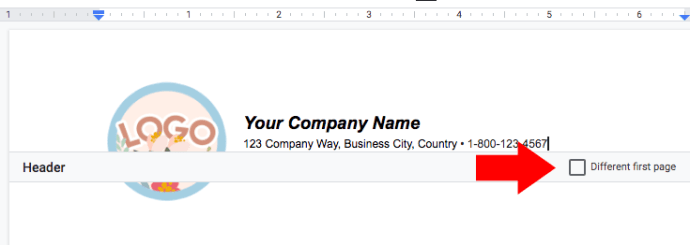different-first-page-google-docs-invoice