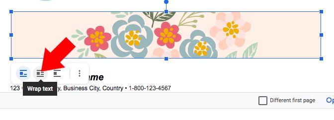 wrap-image-google-docs-invoice