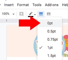 size-option-google-docs-invoice