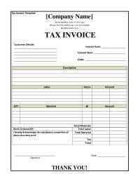 Ato Tax Invoice Template | invoice example