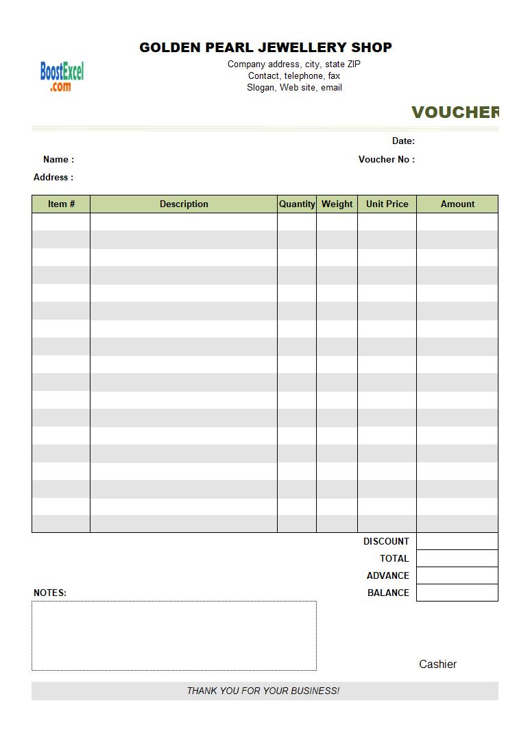 rent invoice format