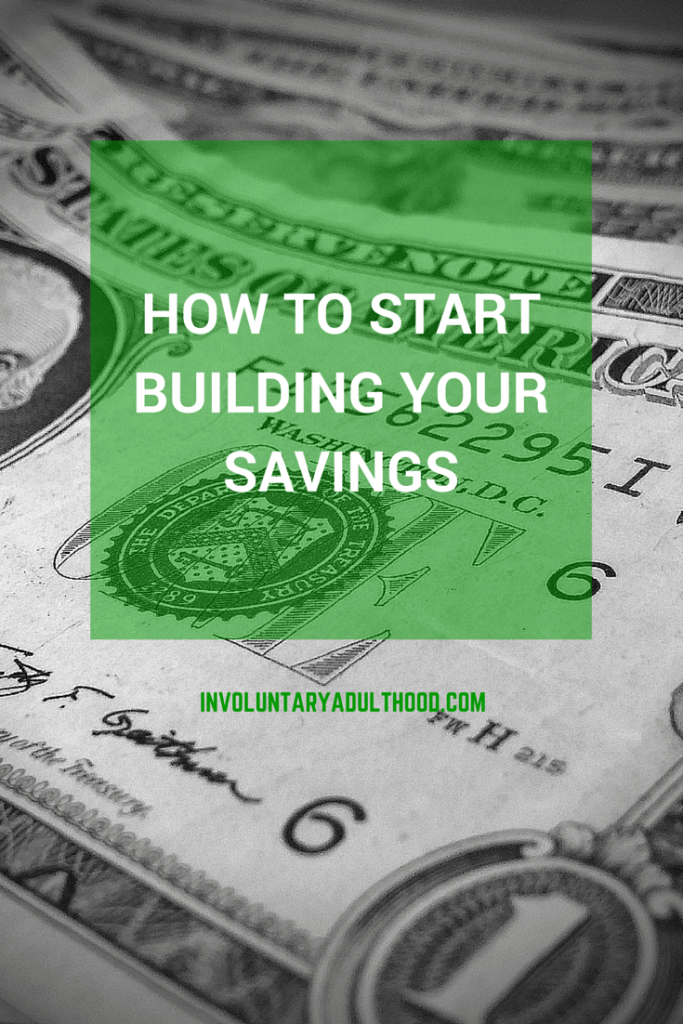 When you graduate college and land your first job, you're often living paycheck to paycheck in the beginning. Here are some tips on building up your savings even when you're living on a budget.