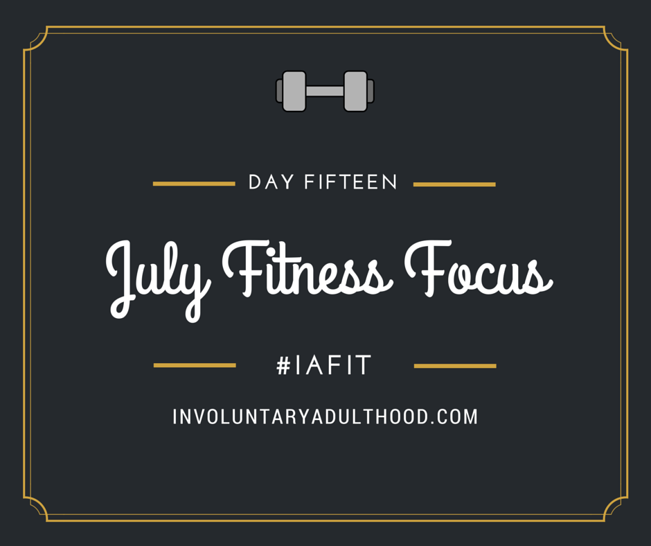 #IAFit: Day 15 – Deep Stretch for Hips