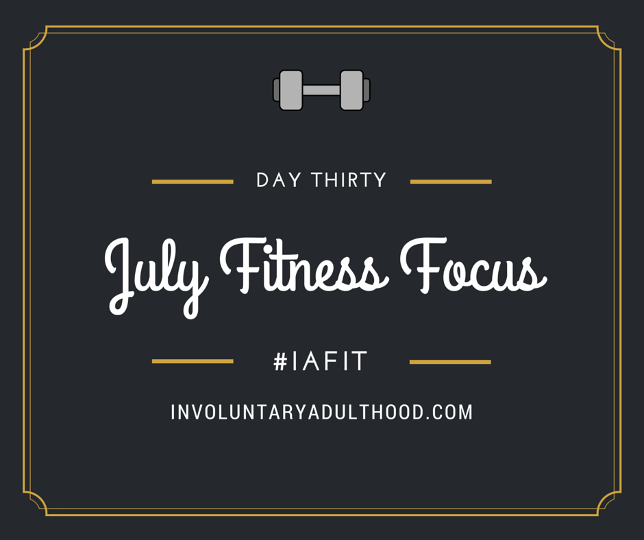 #IAFit Day 30 – Cardio Dance Workout